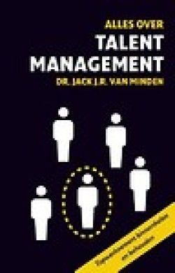 ALLES OVER TALENTMANAGEMENT cover