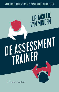 DE ASSESSMENT TRAINER cover