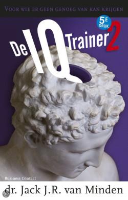 DE IQ TRAINER 2 cover
