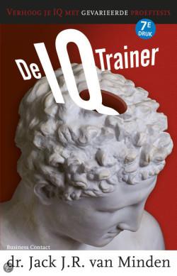 DE IQ TRAINER cover